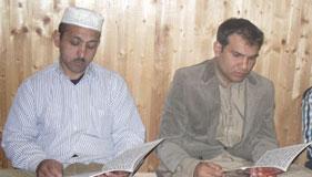آسٹریا: منہاج القرآن مرکز (ویانا) میں سلیمان صدیق کے والد کے ایصال ثواب کے لئے قرآن خوانی