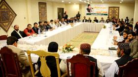 اسلام آباد: فیڈرل منہاجینز فورم کا ڈاکٹر حسین محی الدین قادری کے ساتھ تعارفی نشست کا انعقاد