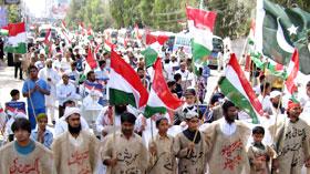 کراچی: حکمران عوام کو بنیادی حقوق دینے میں ناکام، قوم کی نظریں ڈاکٹر طاہرالقادری کی انقلابی کال کی منتظر ہیں۔ پاکستان عوامی تحریک