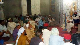 کھپرو (سندھ): تحریک منہاج القرآن کے زیراہتمام درس عرفان القرآن
