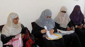 گوجرہ: منہاج القرآن ویمن لیگ کے زیراہتمام تنظیمی اجلاس