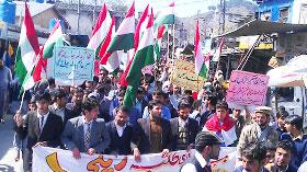ایبٹ آباد: ایم ایس ایم کے زیراہتمام بیدارئ شعور طلبہ ریلی