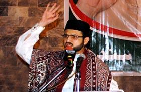 حیدرآباد: اسلام آباد لانگ مارچ اذان انقلاب تھی اور اب اقامت انقلاب کا وقت قریب آن پہنچا ہے۔ ڈاکٹر حسن قادری کا ورکرز کنونشن سے خطاب