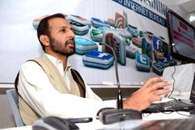 سوشل میڈیا کو پاکستان میں حقیقی جمہوریت کی بحالی کیلئے استعمال کیا جائے: عبدالستار منہاجین کا ٹریننگ کیمپ سے خطاب