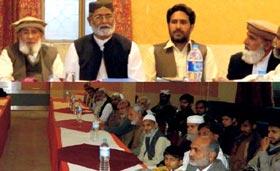 مرکزی نائب ناظم اعلیٰ احمد نواز انجم کا دورہ چکوال