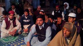 دولتالہ: تحریک منہاج القرآن کے زیراہتمام ہفتہ وار حلقہ درود وسلام