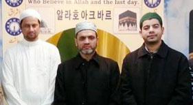 ساؤتھ کوریا: صدر منہاج ایشیئن کونسل علی عمران کا تنظیمی دورہ