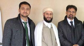 سپین: منہاج القرآن انٹرنیشنل سپین کے وفد کی اسلامک کمیشن آف سپین کے صدر منیر اندلسی سے ملاقات