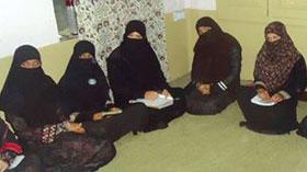 جہلم: منہاج القرآن ویمن لیگ کے تنظیمی دورہ جات