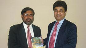لاہور: ڈائریکٹر انٹرفیتھ ریلیشنز کی صوبائی وزیر برائے اقلیتی امور و انسانی حقوق سے ملاقات