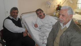جرمنی: چیف کوآرڈینیٹر پاکستان عوامی تحریک یورپ محمد شکیل چغتائی کی عیادت