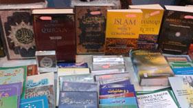 UK: MWL Burnley arranges a book stall