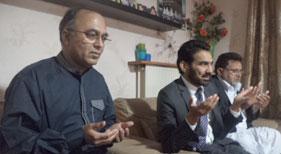 فرانس: طارق چودھری کے والد محترم کے انتقال پر اظہار تعزیت