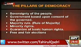 The Pillars of Democracy