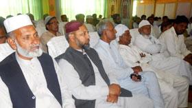 گوجرہ: تحریک منہاج القرآن کا منہاج ڈویلپمنٹ فنڈ کے سلسلے میں سیمینار کا انعقاد