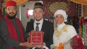 جاپان: انڈونیشیا کے جاپان میں مقیم مسلمانوں کا منہاج القرآن مرکز کا دورہ