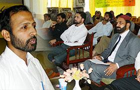 چکوال: منہاج القرآن یوتھ لیگ کے زیراہتمام سوشل میڈیا کیمپ برائے رضاکاران