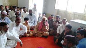 گھوٹکی: تحریک منہاج القرآن کا تنظیمی اجلاس