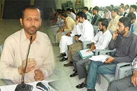 تحریک منہاج القرآن لاہور کے زیراہتمام سوشل میڈیا کیمپ برائے رضاکاران