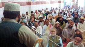کوئٹہ: تحریک منہاج القرآن کے زیراہتمام درس عرفان القرآن