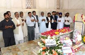 ملکی استحکام اور قومی یکجہتی کو فروغ دینے کے لئے فکر اقبال پر عمل کرنا ہوگا: سہیل احمد رضا