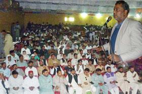 گوجرانوالہ: تحریک منہاج القرآن کے زیراہتمام منہاج ڈویلپمنٹ فنڈ کے سلسلہ میں کنونشن کا انعقاد