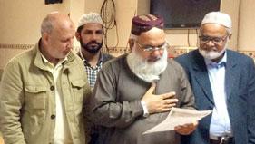 سپین: منہاج القرآن اوسپتالیت (سپین) کی تنظیم نو، محمد آصف یعقوب صدر اور شبیر حسین گوہر سیکرٹری جنر ل مقرر
