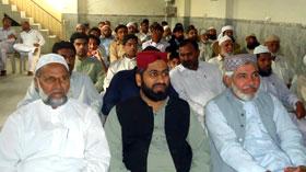جہلم: تحریک منہاج القرآن کے زیراہتمام تربیتی ورکشاپ