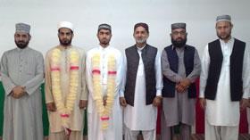 کھوائی چنگ: منہاج القرآن اسلامک سنٹر میں حفاظ کرام کی تقریب دستار بندی