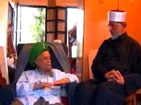 Shaykh-ul-Islam deeply saddened by passing away of Shaykh Nazim al-Haqqani