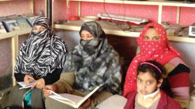 راولپنڈی: منہاج القرآن ویمن لیگ کی تنظیم نو