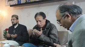 فرانس: طارق چودھری کے والد کے انتقال پر اظہار تعزیت