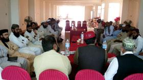 تلہ گنگ: منہاج القرآن علماء کونسل کے زیراہتمام ورکرز کنونشن