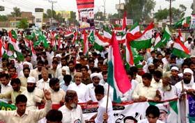 Rulers stunned by people's power: Dr Tahir-ul-Qadri