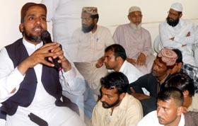 تحریک منہاج القرآن گوجرہ کے زیراہتمام ورکر کنونشن کا انعقاد