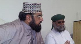 ہالینڈ: ہفتہ وار درس قرآن سے سفیر منہاج القرآن علامہ حافظ نذیر احمد قادری کا خطاب