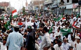 ڈی جی خان : پاکستان عوامی تحریک کا کرپٹ نظام کے خلاف عوامی احتجاج (11 مئی)