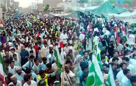 راجن پور : پاکستان عوامی تحریک کا کرپٹ نظام کے خلاف عوامی احتجاج (11 مئی)