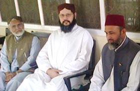 کوئٹہ: مرکزی نائب امیر تحریک علامہ محمد صادق قریشی کی صاحبزادہ پیر سید محمد ضیاء الدین القادری الگیلانی سے ملاقات