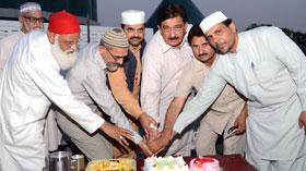 لاہور: بزم قادریہ کے زیراہتمام حضرت صاحبزادہ پیر السید محمد ضیاء الدین الگیلانی کی تقریبِ سالگرہ کا انعقاد