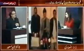 Dr Shahid Masood's analysis on Dr Tahir ul Qadri's meeting with Ch Shujaat in London