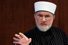 Dr Tahir-ul-Qadri describes arrest of Altaf Hussain as worrying