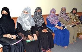 راولپنڈی: منہاج القرآن ویمن لیگ کا تنظیمی اجلاس