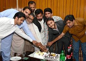 لاہور: ایم ایس ایم کے آفیشل فیس بک پیج کے 50,000 لائیکس، خصوصی تقریب کا اہتمام
