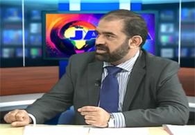 Dr Raheeq Ahmed Abbasi with Faizan Arif on Venus TV