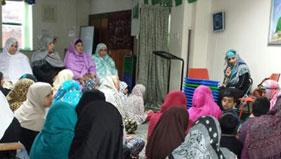 UK: MWL (Sandwell) celebrates Shab-e-Miraaj