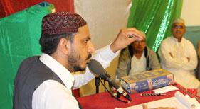 فرانس: منہاج القرآن اسلامک سنٹر (سارسل) میں سالانہ محفل شب برات