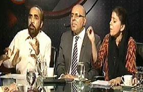 Razia Naveed in Indepth With Nadia Mirza (Dr Tahir-ul-Qadri's Arrival)