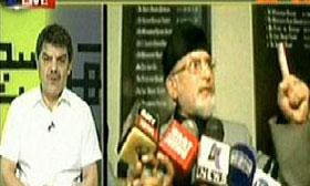 Kharra Sach on ARY News, Mubashir Lucman(Can Revolution Come)
