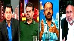 Takrar on Express News, Umar Riaz Abbasi (Kiya Opposition Parties Hukumat Girana Chahti Hein)